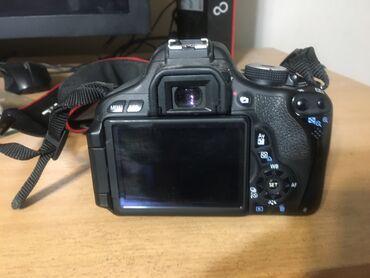 Canon 600d объектив 18-55 3,5-5,6 состояния хорошее ( торг в разумных