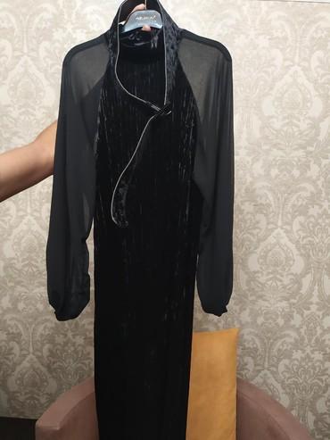 Нарядное черное платье. Один раз только носила за 1500 отдам. разм