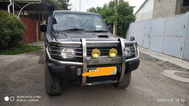 Mitsubishi в Кыргызстан: Mitsubishi Pajero 2.8 л. 1996 | 336000 км