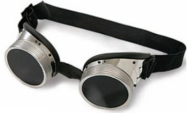 Очки защитные сварщика ЗН-56 темные в Бишкек