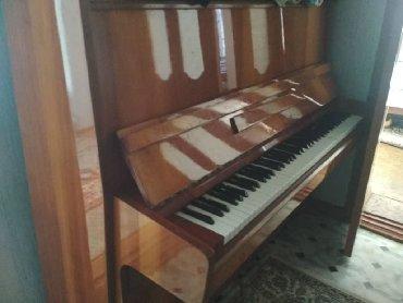 """Пианино, фортепиано в Лебединовка: Продается пианино в идеальном состоянии """"Вятка"""""""