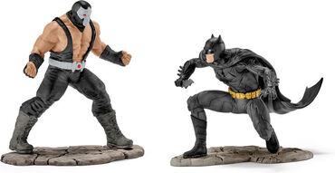 Batman - Srbija: DC Comics Batman vs. Bane Scenery Pack  Novo i neotpakovano -
