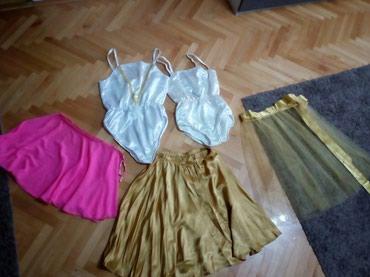 Suknje i bodi za balet - Nis