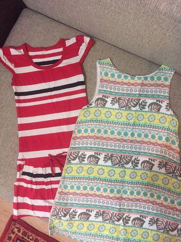 Платье б/у детское летнее. На возраст 6-7 лет. 150 сом за 1 платье