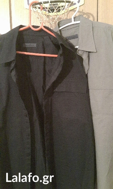 Artisti italiani πουκαμισα μαυρο και γκρι... σε Athens