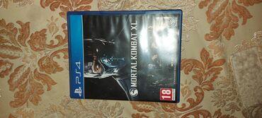 11364 elan: Ps4 Mortal Kombat XL,yaxşı vəziyyətdə,55 manata Maxi az-da