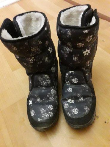 Очень теплые сапоги 40 размер , в хорошем состоянии 500с в Бишкек
