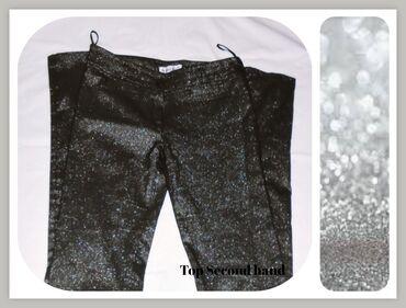 5.5. Eksluzivne pantalone L-25.9.✼Fervente pantalone na šljokice