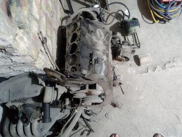 Двигатель 2.4на Т4 VW на запчасти