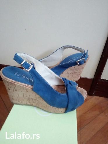 Ženske Sandale i Japanke - Crvenka: Italijanske sandale br 36. u odlicnom stanju
