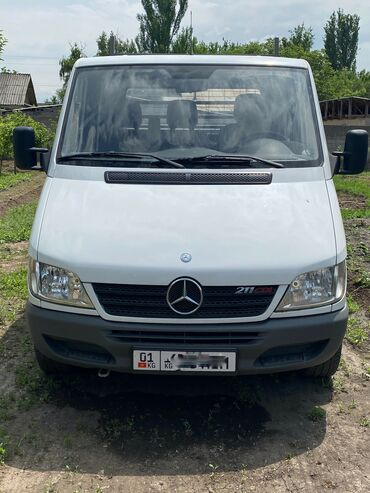 Mercedes-Benz Sprinter 2.7 л. 2005 | 177633 км