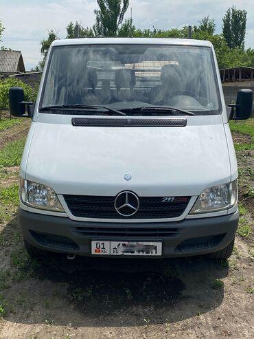 Mercedes-Benz Sprinter 2.7 л. 2005 | 177633 км