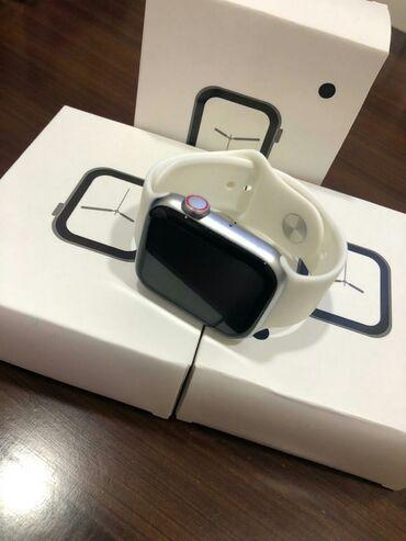 Qol saatları - Dübəndi: Ağ Uniseks Qol saatları Apple