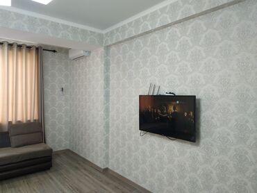 Недвижимость - Кок-Джар: 1 комната, Душевая кабина, Постельное белье, Кондиционер, Без животных