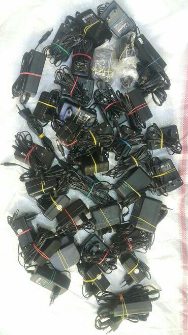 Elektronika - Cuprija: Adapteri od 0,5A do 2,5A 12V Svi su isprobani, ispravni Cena zavisi od