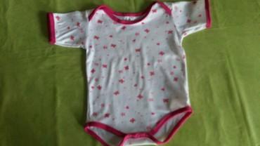 Bodi za bebe vel. 12-18M nov,ne nosen,samo opran i 100% pamuk,kupljen - Petrovac na Mlavi