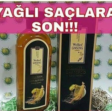Xırdalan şəhərində Yağlanma əleyhinə real neticə verən,ən yaxşı Şampun.