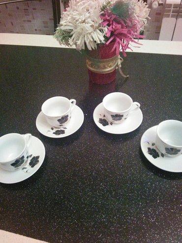 Xırdalan şəhərində Кофе чашки ,4 пары