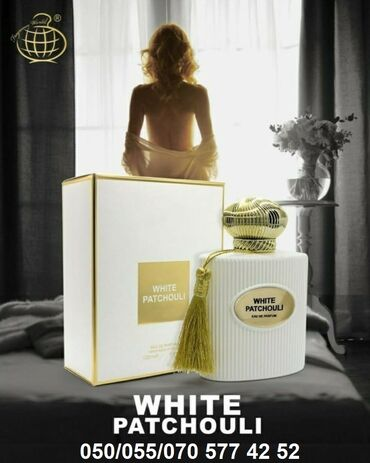 Tom Ford White Patchouli Eau De Parfum for Women xanım ətrinin dubay v