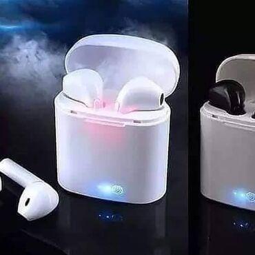 Cena-1500 dinBežične slušalice su kompatibilne sa pametnim telefonima