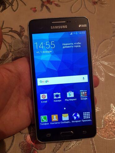 İşlənmiş Samsung Galaxy Premier 8 GB boz