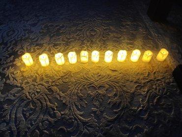 Продаю светодиодные led свечи, отлично светят в темноте