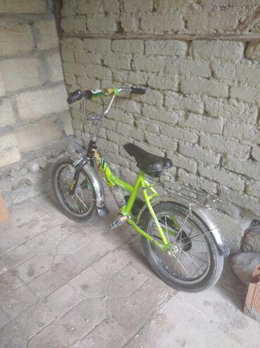 Ucarda: 70-manata 16liq velosipet 1-ay islenmis