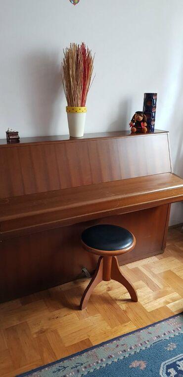 Klavir - Srbija: Klavir Eutreppe 1975