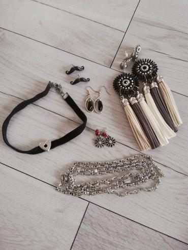 Nakit, ogrlice, mindjuse - Sjenica