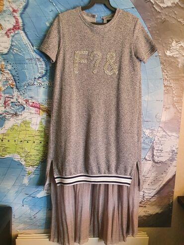 Платья - Кыргызстан: Весенее-летнее платье, под рост 150-160, покупали недавно причина