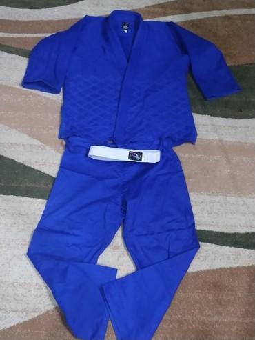 хир форма в Кыргызстан: Кимоно для дзюдо (Brand Free)(Покупал в Erem Store ( там они стоят от