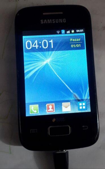 Samsung - Novxanı: İşlənmiş Samsung C6112 Duos qara