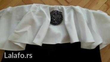 Dizajnerska haljina, veličina 42,plaćena 15000 - Pozarevac