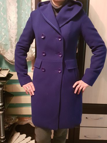 Отдам пальто утепленное 44 46р за символическую плату 800сом в Бишкек