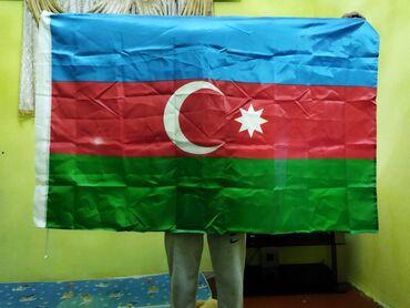 41 elan   BAYRAQLAR: Azərbaycan Bayraqı 1.70 uzun hündürlük 70 . 8 əded