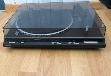 Gramofon - Srbija: Gramofon Technics SL-BD3, uvoz Svajcarska
