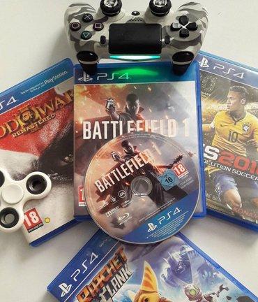 Battlefield 1 oyunu ps4 üçün в Bakı