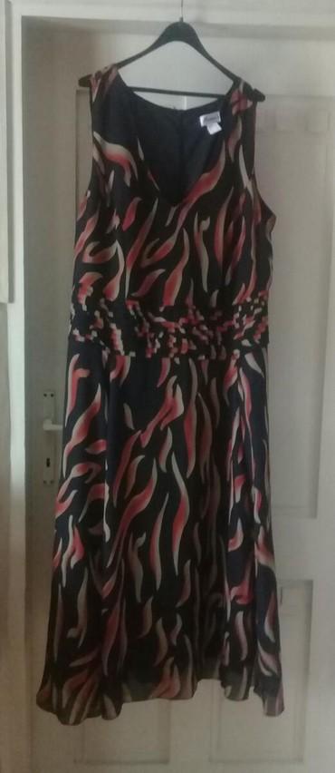 Haljine - Sombor: Nova šarena haljina, divno pada, vel 54
