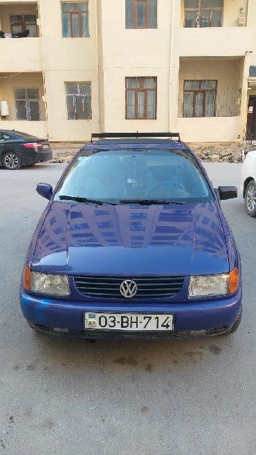Volkswagen Azərbaycanda: Volkswagen CrossPolo 1.4 l. 1996 | 74434 km