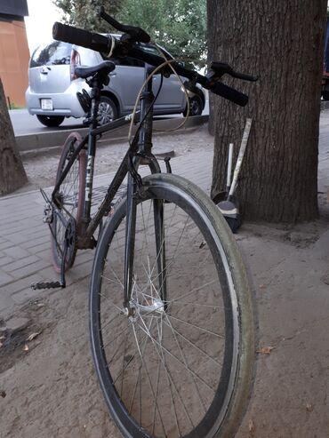 Продаю шоссейный велосипед окончательно