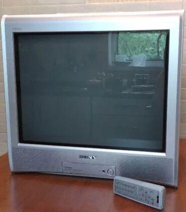 Televizorlar - Sony - Bakı: SONY televizor TV. Çox keyfiyyətlidir və orijinaldır. Səs və görüntü