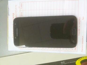 лайтнинг наушники в Кыргызстан: Б/у Samsung Galaxy J7 2018 16 ГБ Черный