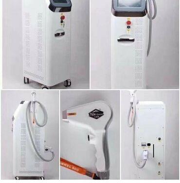 Lazer aparati satilir - Azərbaycan: Lazer aparati alinib hec istifade olunmayib xestesi olduguna gore pul