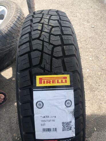 niva tekeri satilir - Azərbaycan: Pirelli 185-75r16 niva tekeri teze