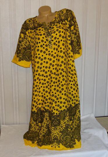 Новое платье р. 48 штапель
