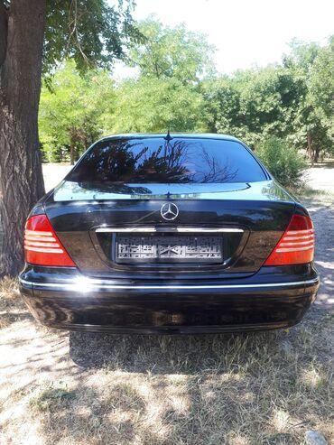 Mercedes-Benz S-Class 5 л. 2003   357019 км