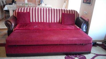продаю мягкую мебель б/у - комплект, 2 дивана istikbai в отличном в Бишкек