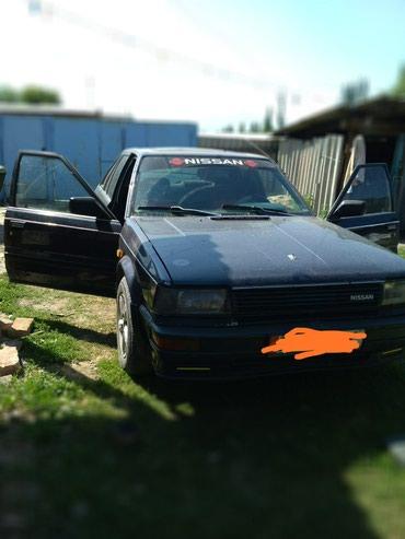 Nissan Bluebird 1986 в Шопоков