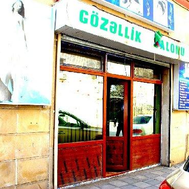 Daşınmaz əmlak Bərdəda: Berde de 105 yaxinliginda Tecili gozellik salonu satılır 65kvadrat