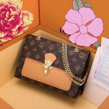 Женская сумка из кожи с принтом, роскошная дизайнерская Диагональная